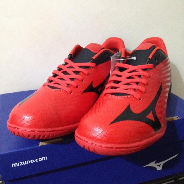 Sepatu Futsal Mizuno Basara Sala Select IN Flame Scarlet Q1GA193209 c3a7df854a