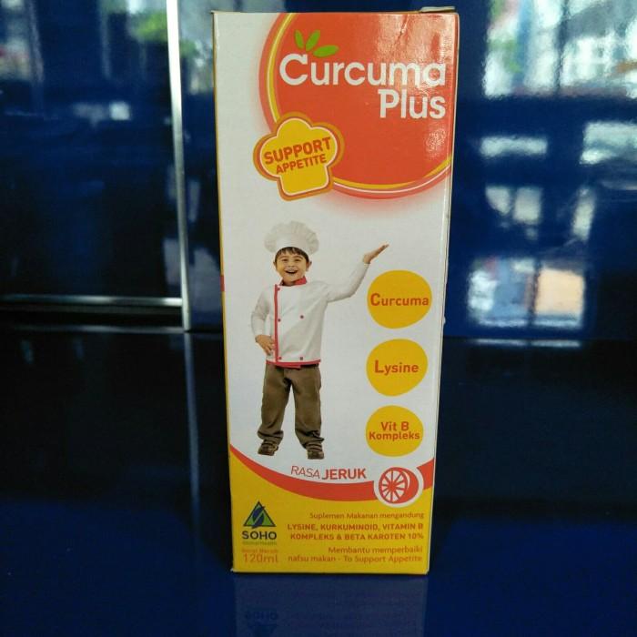 Curcuma plus(support appetite) 120ml