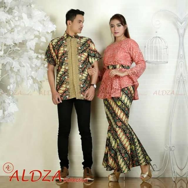Jual Set Coupel Kebaya Burkat Batik Sutra Silky Rok Duyung U Dki Jakarta Batik Nusantara Olshop Tokopedia