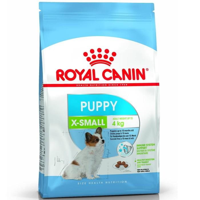 Jual Makanan Anjing Royal Canin X Small Puppy 500gr Kota Tegal