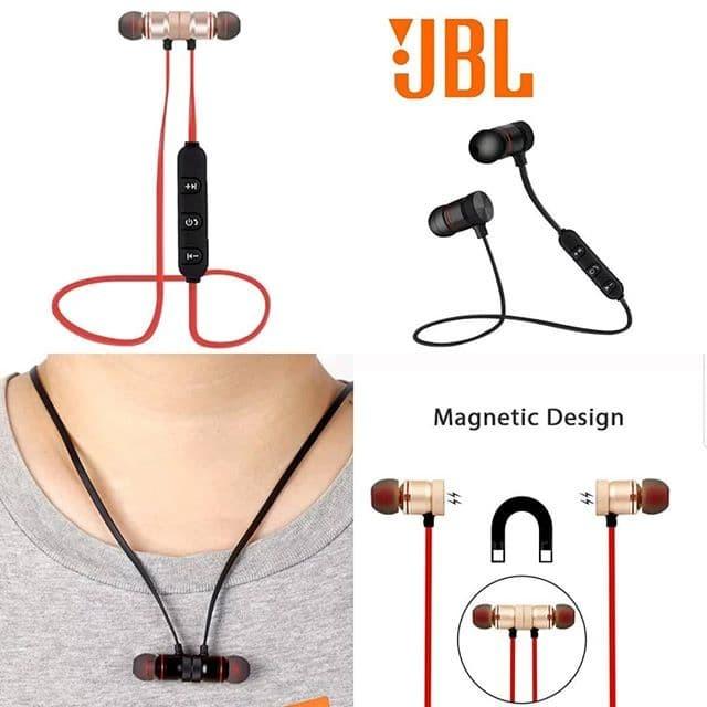 Jual Headset Bluetooth Jbl Sport Magnetic Hitam Kota Medan Kokobop Accesories Tokopedia