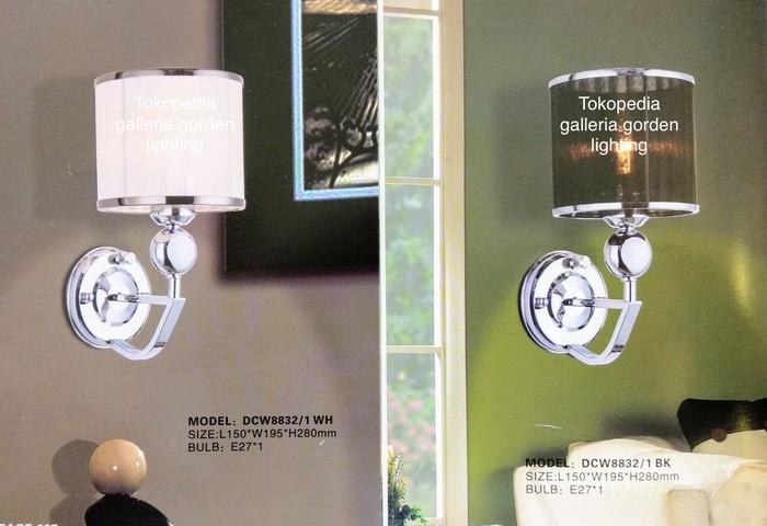 lampu dinding dekorasi kamar tidur dekorasi minimalis 8832