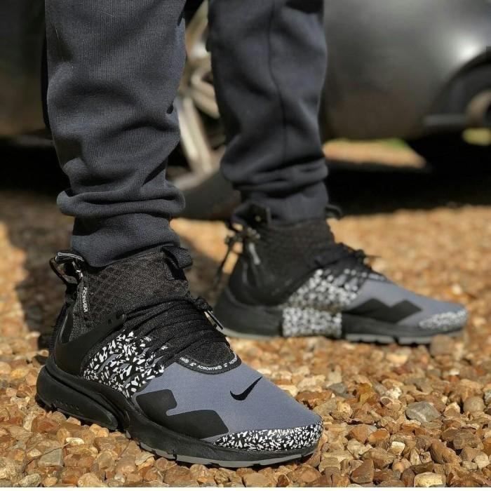 best loved 0645e 05770 Sepatu Nike Air Presto Mid x Acronym Desember Sky Premium Original
