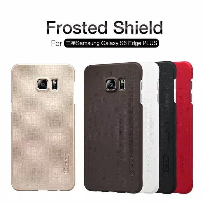 Nillkin Super Frosted Shield Case Samsung Galaxy S6 Edge Plus Original