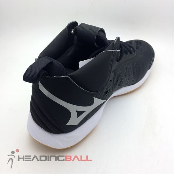 Sepatu Volley Mizuno Original Wave Momentum Mid Black White V1GA191704 1a3d042e93