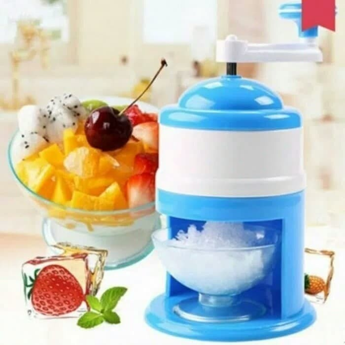 harga Ice cruiser alat serut es batu portable snow cone ice machine Tokopedia.com