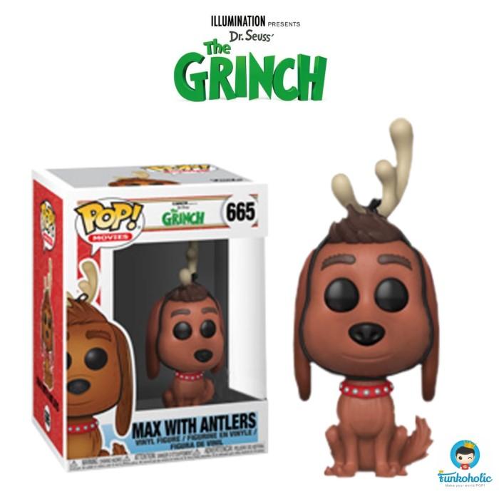Le Grinch FILM Funko Pop LE GRINCH