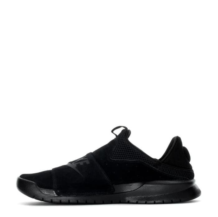 TERMURAH Sepatu Nike Benassi Slip On Original Triple Black