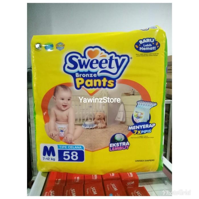 Sweety Bronze Pants Jumbo M 58 - Blanja.com