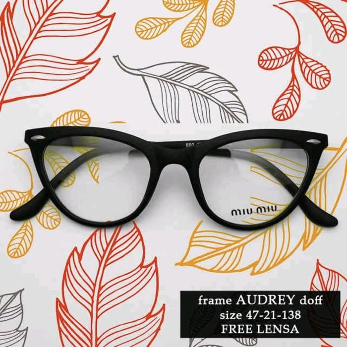 Jual LH 0428 kacamata pria wanita minus plus silinder anti radiasi ... 446df141bf