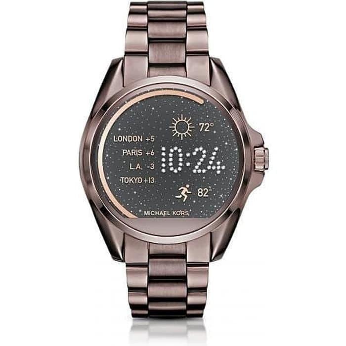 aed423475d91 Jual jam tangan mk michael kors smartwatch mkt5007 mkt 5007 bronze ...