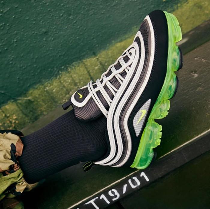 info for dd6ab ac93c Jual Sepatu Nike Airmax Air Max 97 Vapormax Neon Green Premium Original -  DKI Jakarta - AFS.Store | Tokopedia