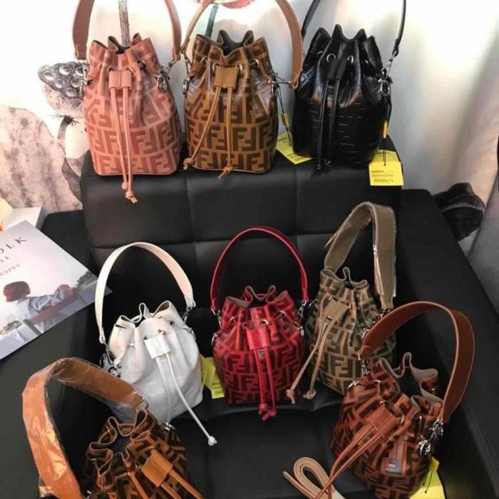 Jual Tas Handbag Fendi Mon Tresor Mini Bucket Bag Syahrini Semi ... 00540b6a6d
