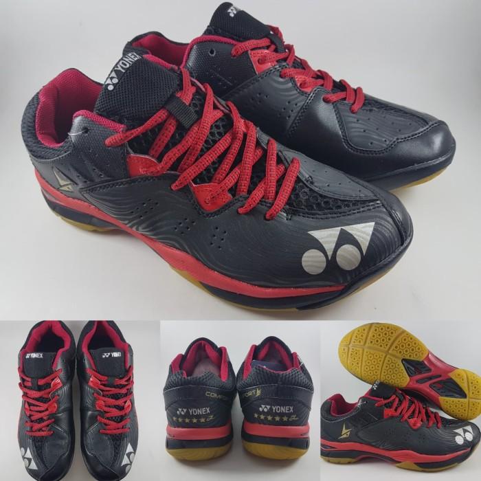 Harga Terbaru Sepatu Badminton Yonex SHB - CFLDEX Lindan Day Black ... 20fff89114