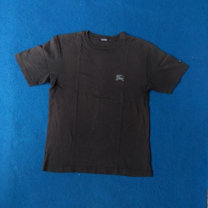 Jual vintage t-shirt Burberry black label -  75f39a3030