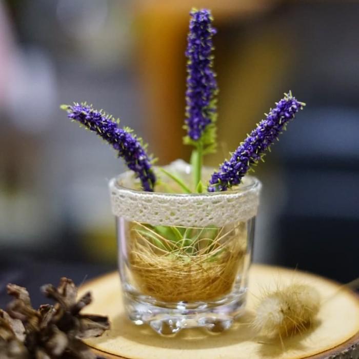 harga Hiasan meja bunga artificial lavender rustic Tokopedia.com