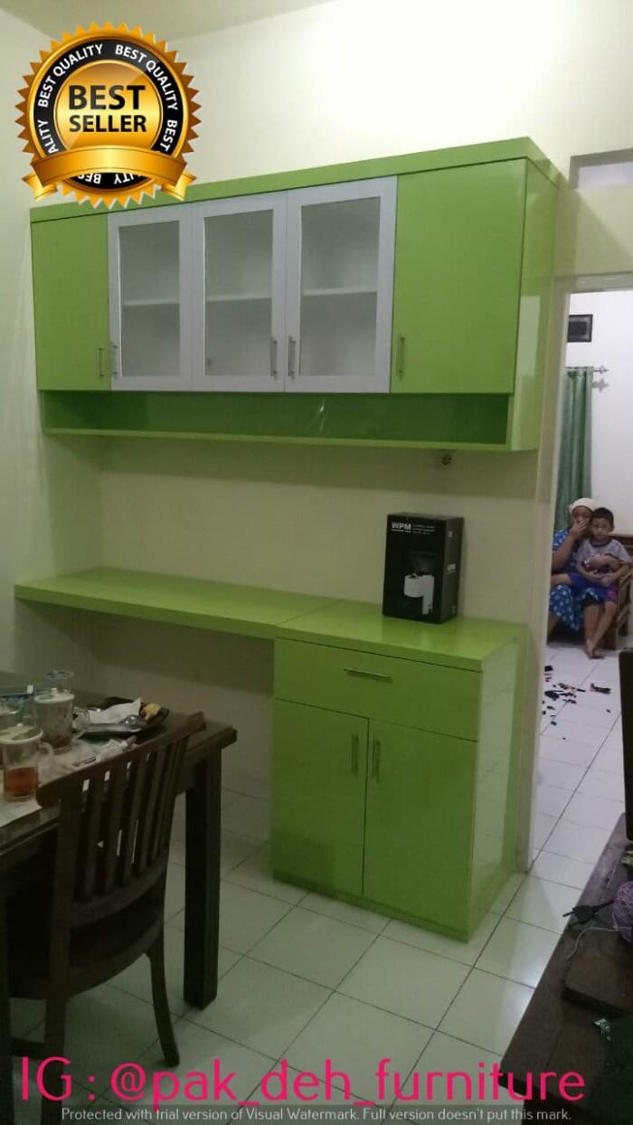 Jual Jual Kitchen Set Minimalis Murah Kota Depok Pak Deh