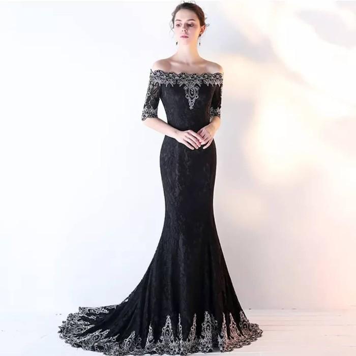 Jual Gaun Malam Elegan Kota Surabaya Gownpalace Tokopedia
