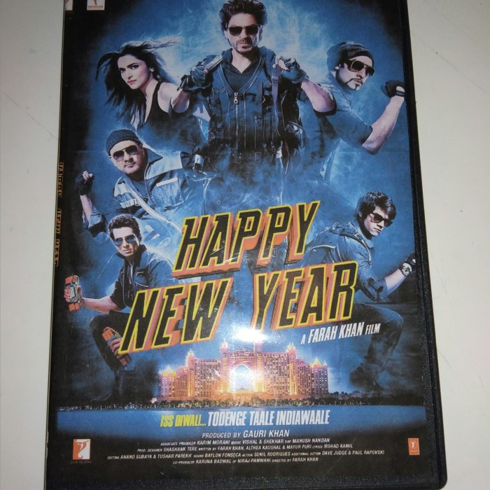 Happy New Year Film India 27