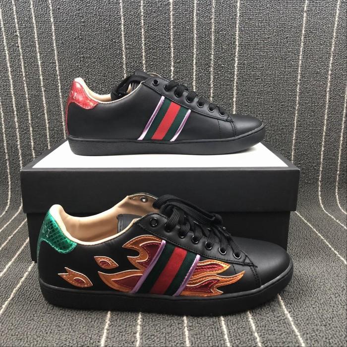67815e86926 Jual Gucci Ace Sneaker Metallic Flame - DKI Jakarta - Legal Sneakers ...