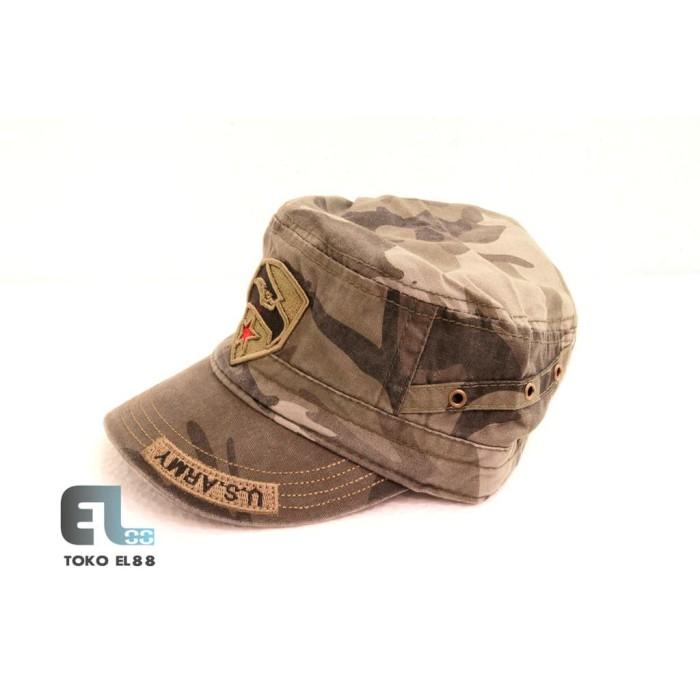 Jual TOPI LORENG US ARMY Murah - bas gros111  dceb0d65d8