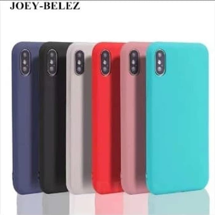 Jual Softcase Samsung A6 Plus Warna Sr Acc Gresik Tokopedia