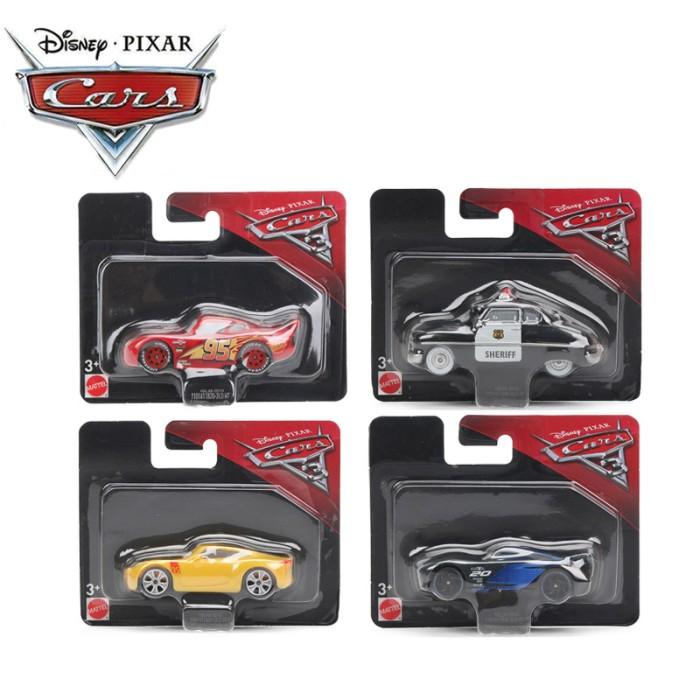 jual produk ori 4pcs disney pixar cars 3 toy basic car
