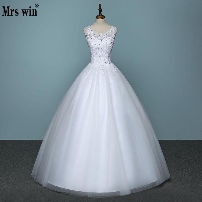 Jual Promo Pure White Ball Gown Real Images Lace Tulle Wedding Dress 20 Kota Bekasi Kante Bejana Shop Tokopedia