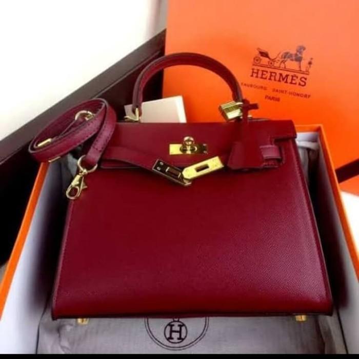 Jual Tas Hermes Original Leather 100 Asli - - cinta shop2  1c16dd4f98