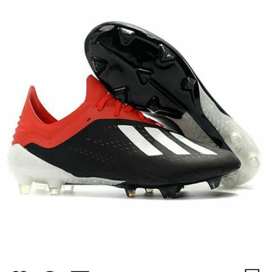 Jual Sepatu Bola Adidas X 18 1 Fg Initiator Pack Kota Bandung
