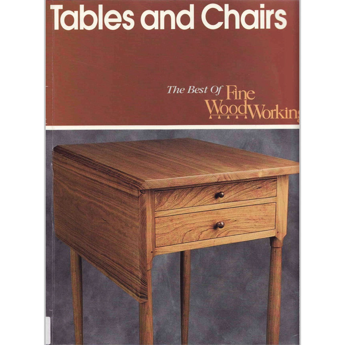 Jual Ebook The Best Of Fine Woodworking Tables And Chairs Ebook