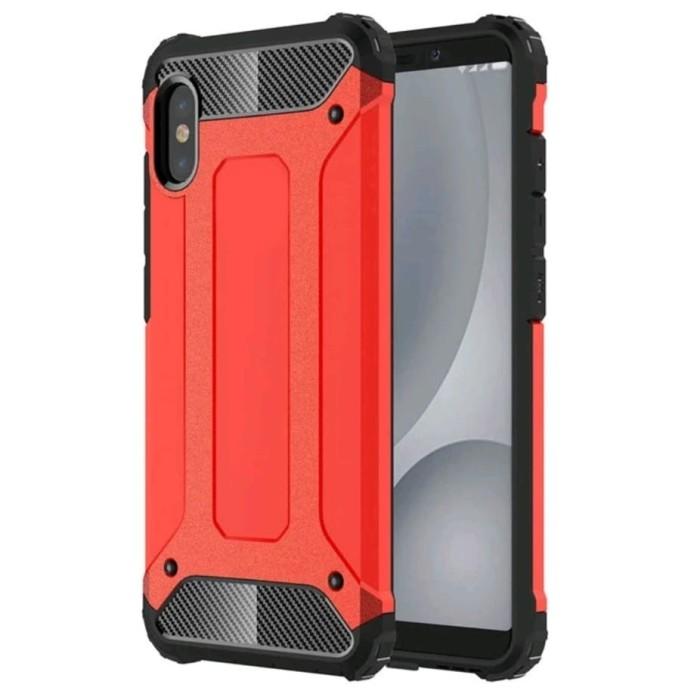 hot sales 78097 987d7 Jual Case Vivo V11 PRO | Spigen Slim Armor Cover Hardcase+Softcase Casing -  Kota Bogor - Nucleo Online Shop | Tokopedia