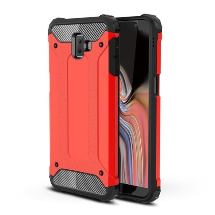 new arrival 4ee34 331be Jual Case Samsung Galaxy J6 PLUS Slim Spigen Cover Hardcase Soft Casing -  Kota Bogor - Nucleo Online Shop | Tokopedia