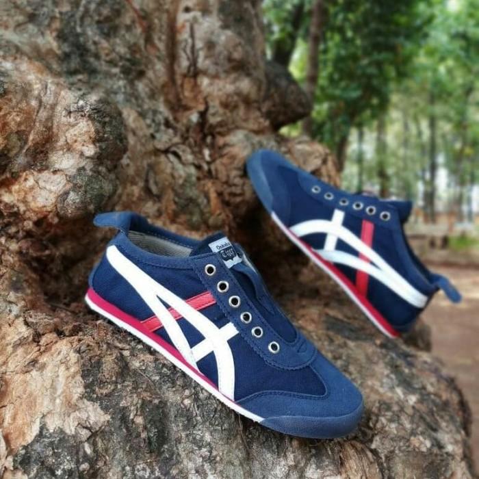 sports shoes 33780 2c129 Jual Asics Onitsuka Tiger Paraty Slip On Paraty - , - Jakarta Barat -  Dapoer Amyra | Tokopedia