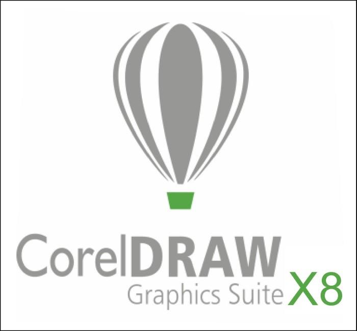 Jual DVD Coreldraw X8 Full crack - Kab  Bogor - ramzSofware | Tokopedia