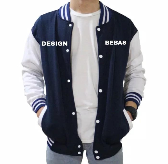 103+ Desain Jaket Seragam Gratis Terbaik