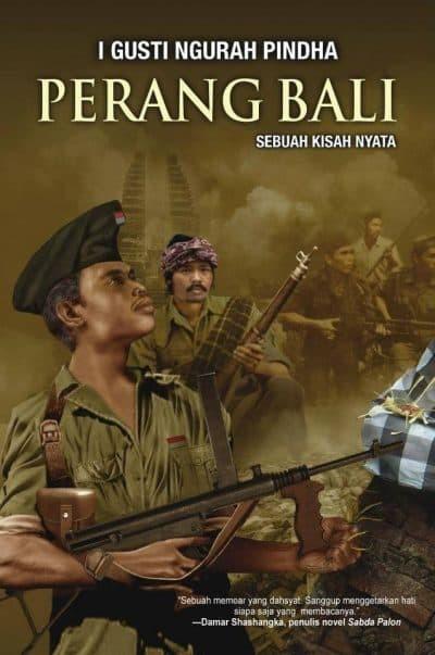 Jual Buku Perang Bali Sebuah Kisah Nyata I Gusti Ngurah Pindha