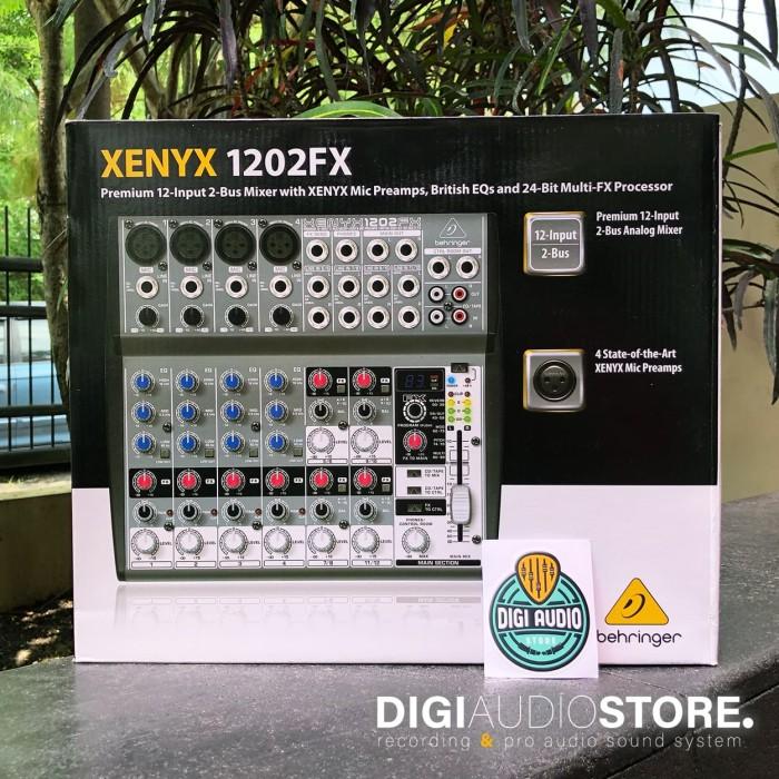 harga Mixer behringer xenyx 1202fx ( 1202 fx ) Tokopedia.com