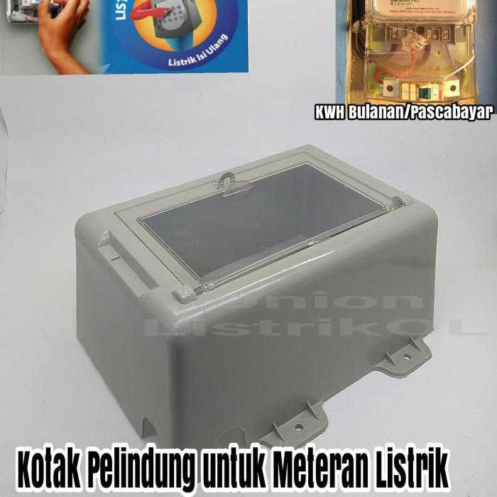 harga Box meteran listrik / boks pelindung meteran listrik model token Tokopedia.com