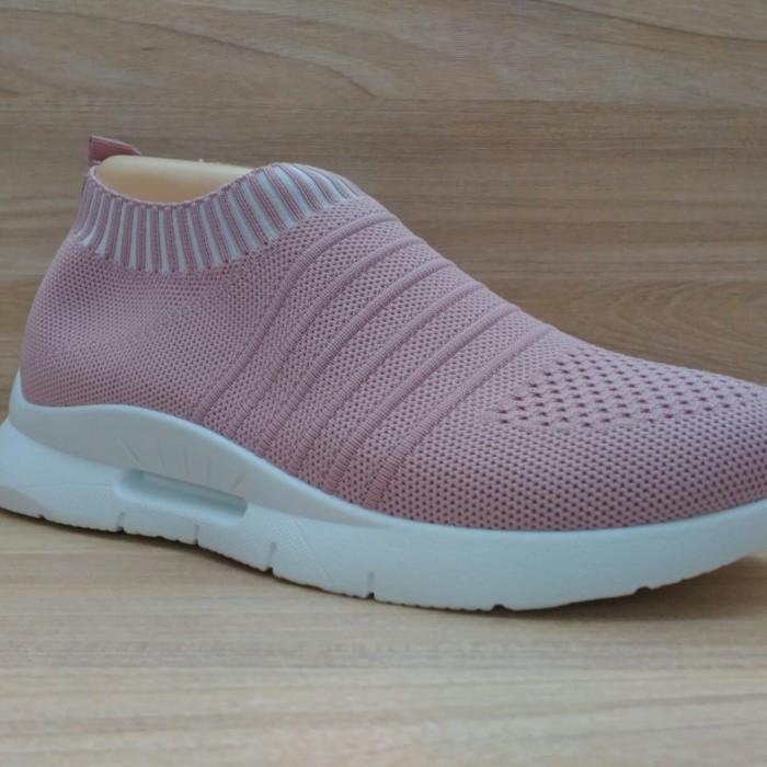 Jual Sepatu Sneaker Wanita Import Slip On Merk Winner Kota