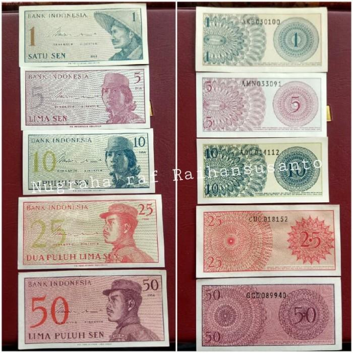 harga Uang kuno set sukarelawan tahun 1964 Tokopedia.com
