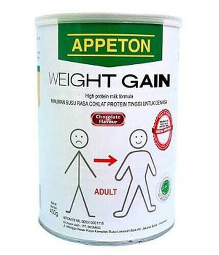 Info Susu Appeton Weight Gain Travelbon.com