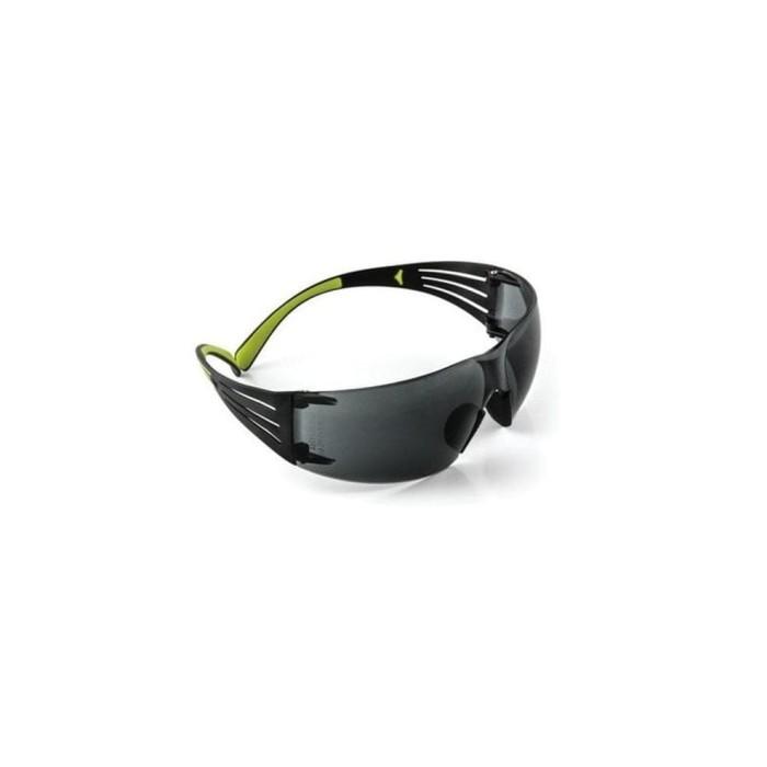 2e80f26986e Jual Kacamata Safety - 3M Securefit Protective Eyewear Sf402Af Gray ...