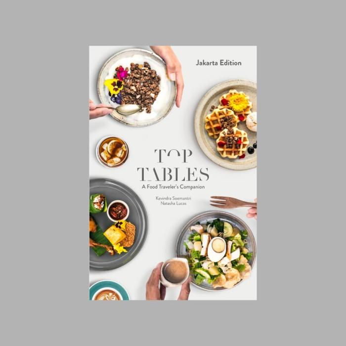 Foto Produk Top Tables - Jakarta Edition dari Studio Geometry