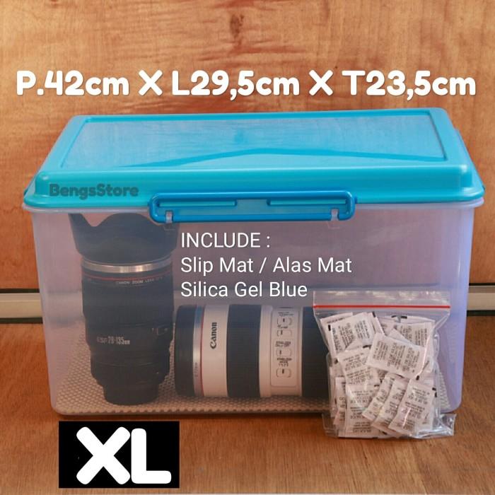 Foto Produk Dry Box - Box Cabinet - Bassic Drybox Dslr Mirorles dari BengsStore