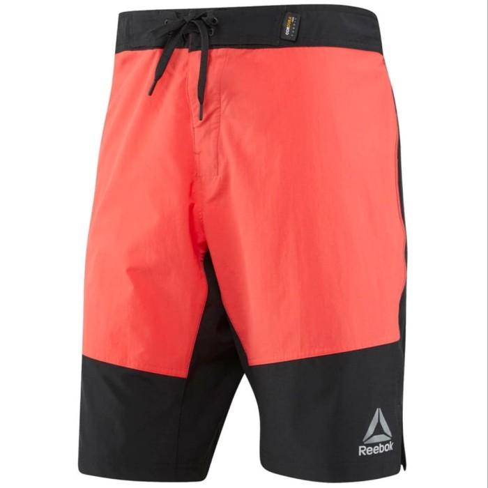 harga Reebok man shorts celana pendek olahraga pria laki laki combat boxing Tokopedia.com