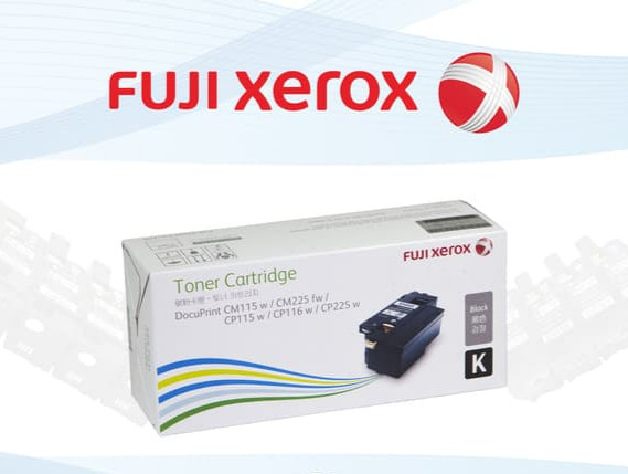 Jual TONER FUJI XEROX CM 115 Black CT202264 High Capacity - Bhakti-Comp    Tokopedia