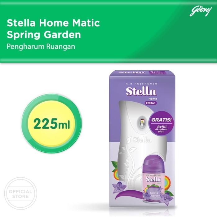 STELLA MATIC BOX SET SPRING GARDEN