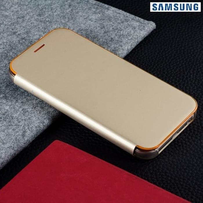detailed look 500bf 845fd Jual Case Samsung Neon Flip Cover A520 Galaxy A5 2017 Original - TGGolshop    Tokopedia