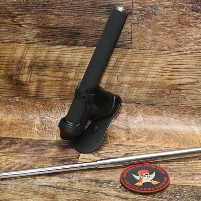 holster baton stick - sarung baton stick